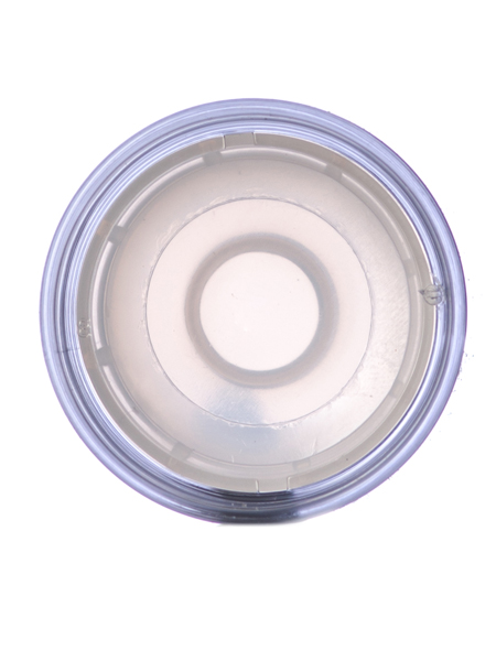 1 oz clear plastic push-up deodorant container